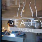 vista dall'esterno di beauty smart roma centro estetico vicino la stazione termini