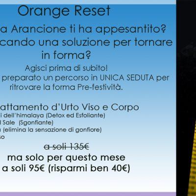 Orange Reset